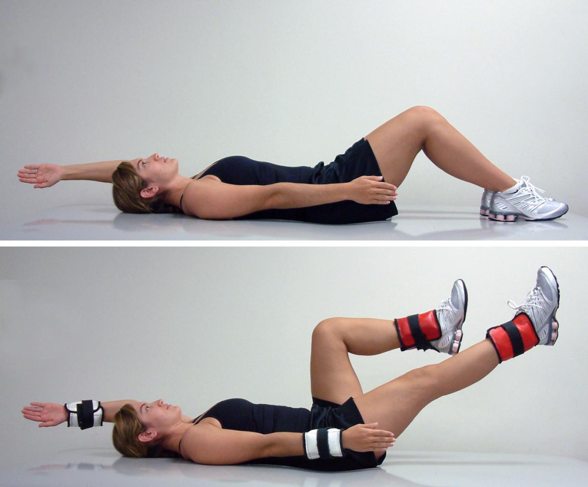 Как похудеть в ногах, бедрах и ягодицах - Симптомы и