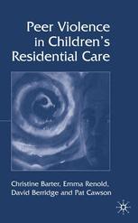 Peer Violence in Children's Residential Care