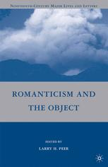 Romanticism and the Object