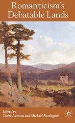 Romanticism's Debatable Lands