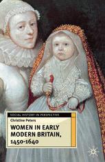 Women in Early Modern Britain, 1450–1640