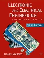 Electronic and Electrical Engineering