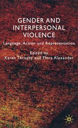 Gender and Interpersonal Violence