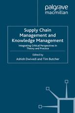 Supply Chain Management and Knowledge Management