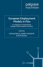 European Employment Models in Flux