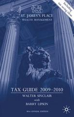 St. James's Place Wealth Management Tax Guide 2009–2010