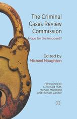The Criminal Cases Review Commission