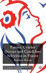 Parties, Gender Quotas and Candidate Selection in France