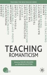 Teaching Romanticism