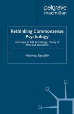 Rethinking Commonsense Psychology