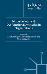 organisational misbehaviour Free access to my new paper on organisational misbehaviour in csc https: your work on organisational culture is so important ty twitter may be over capacity.