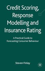 Credit Scoring, Response Modelling and Insurance Rating