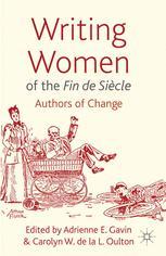 Writing Women of the Fin de Siècle
