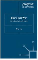 Blair's Just War