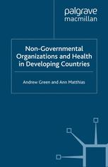 Non-Governmental Organizations and Health in Developing Countries