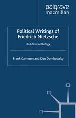 Political Writings of Friedrich Nietzsche