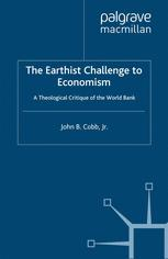The Earthist Challenge to Economism