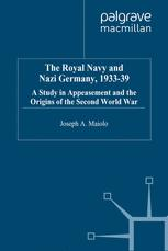 The Royal Navy and Nazi Germany, 1933–39