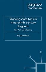 Working-class Girls in Nineteenth-century England