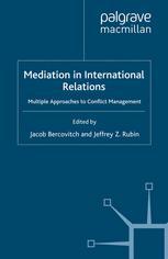 Mediation in International Relations