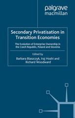 Secondary Privatisation in Transition Economies