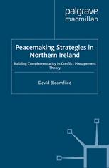 Peacemaking Strategies in Northern Ireland