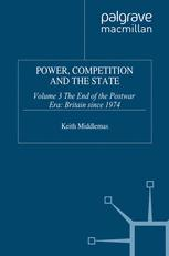 Power, Competition and the State