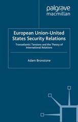 European Union—United States Security Relations