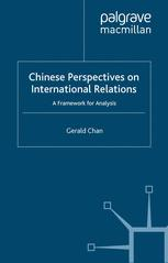 Chinese Perspectives on International Relations