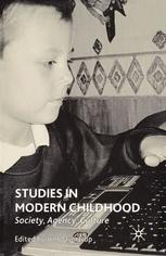 Studies in Modern Childhood