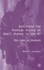 Analysing the Foreign Policy of Small States in the EU