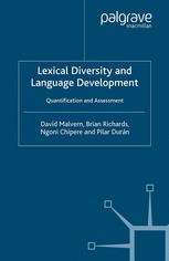 Lexical Diversity and Language Development