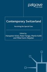 Contemporary Switzerland