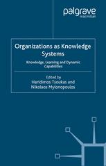 Organizations as Knowledge Systems