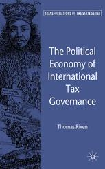 The Political Economy of International Tax Governance
