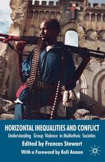 Horizontal Inequalities and Conflict
