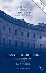 Tax Guide 2008–2009