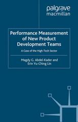 Performance Measurement of New Product Development Teams