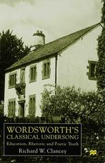 Wordsworth's Classical Undersong