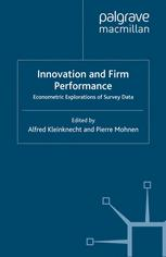 Innovation and Firm Performance