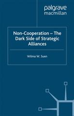 Non-Cooperation — The Dark Side of Strategic Alliances