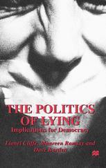 The Politics of Lying