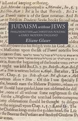 Judaism without Jews