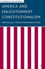 America and Enlightenment Constitutionalism