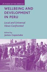Wellbeing and Development in Peru