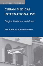 Cuban Medical Internationalism