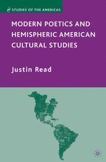 Modern Poetics and Hemispheric American Cultural Studies