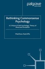 Rethinking Commonsense Psychology