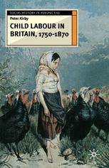 Child Labour in Britain, 1750–1870
