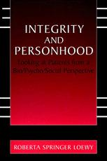 Integrity and Personhood